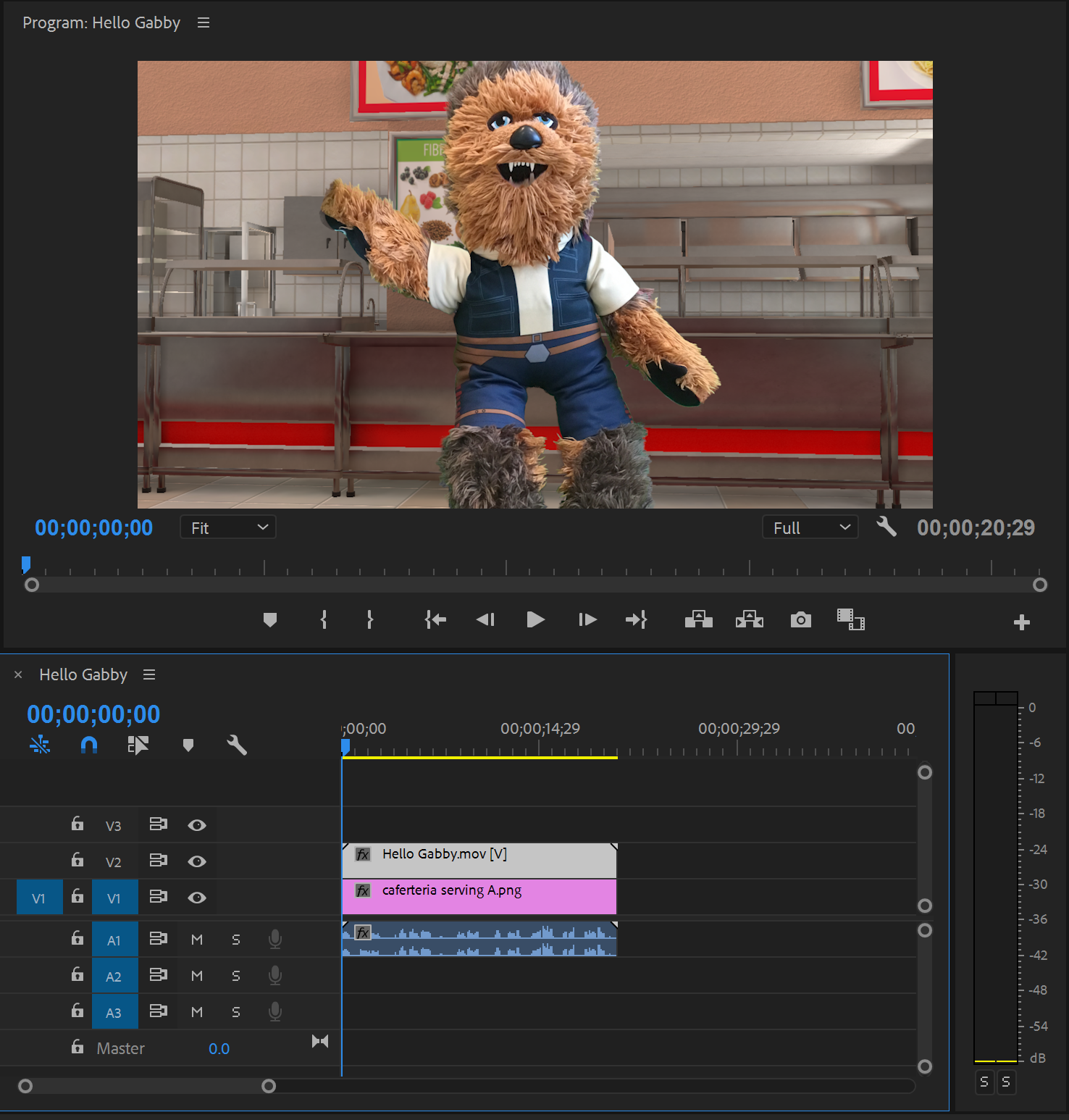 Exporting Adobe Character Animator Videos with Transparency